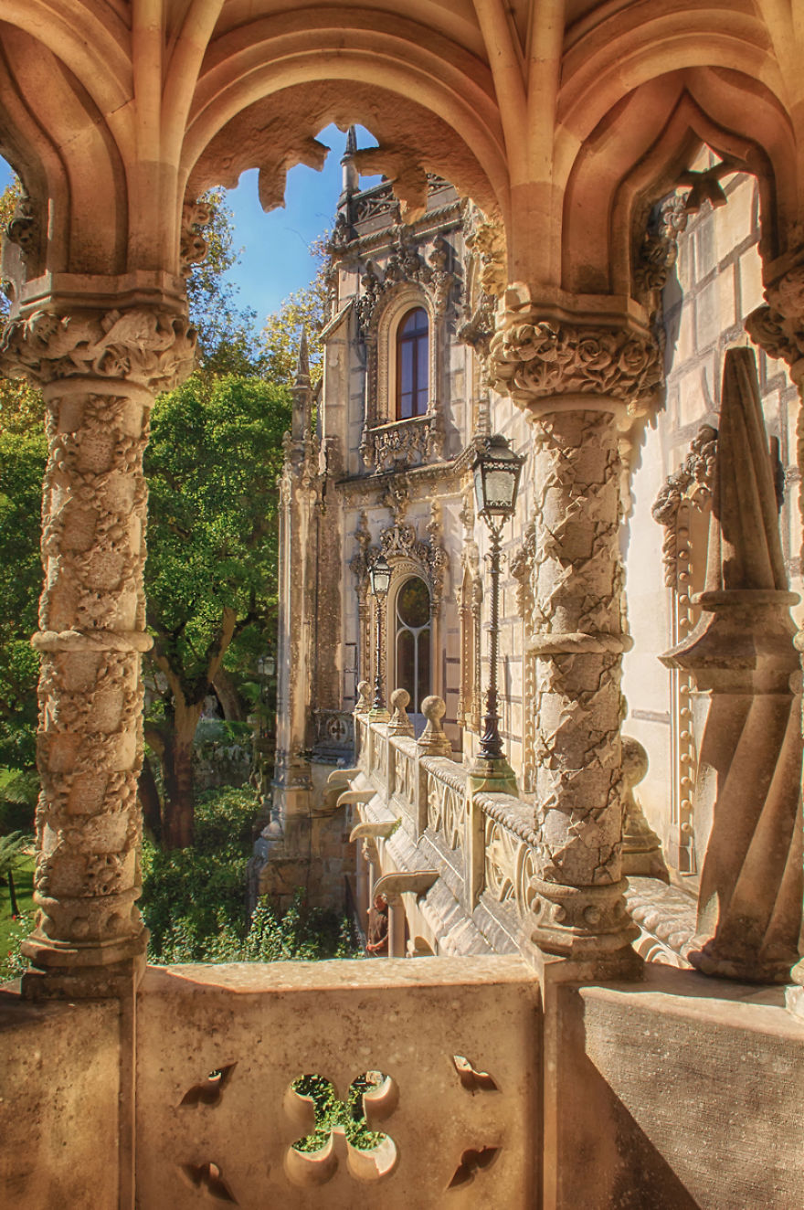 The Palace Of Mystery My Pictures Of Quinta Da Regaleira