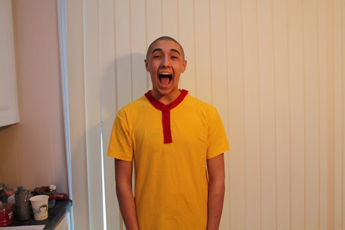 Real Life Caillou