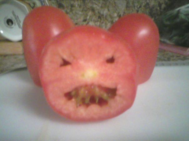 Angry Tomato