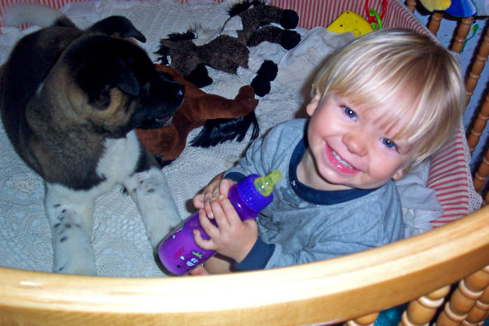 Skylar And Mocha ~ The Babies