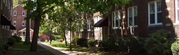 Boston University Graduate Off Campus Housing — Boston, Ma