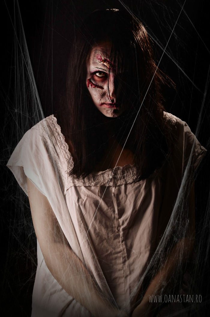 The Ring Halloween Look