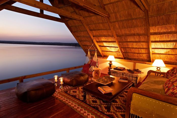 Tongabezi Tree House, Zambezi National Park, Livingstone Way, Zimbabwe