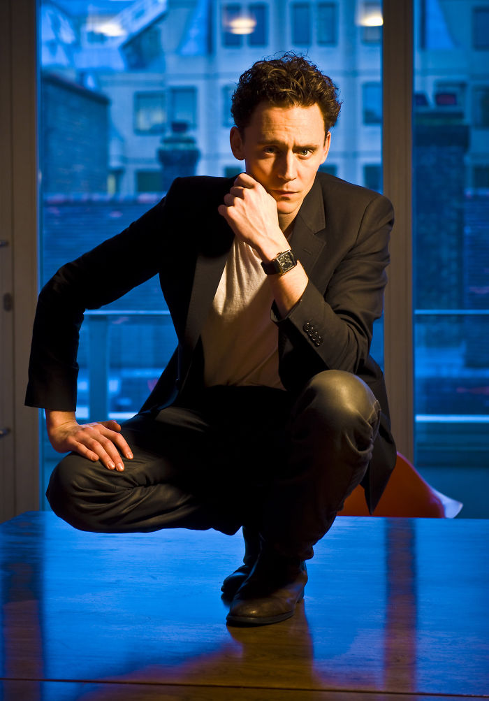 Top 10 Photos Of Tom Hiddleston Aka: An Impossible List, Really.