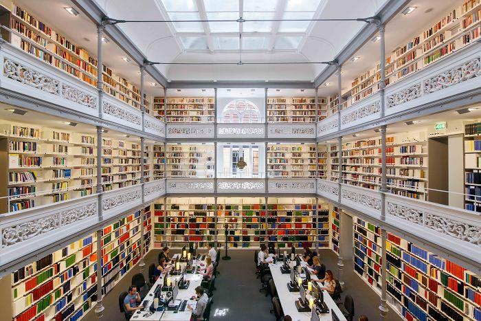 Utrecht University City Center Library, Netherlands