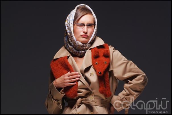 Ginger Fox, Short By Celapiu