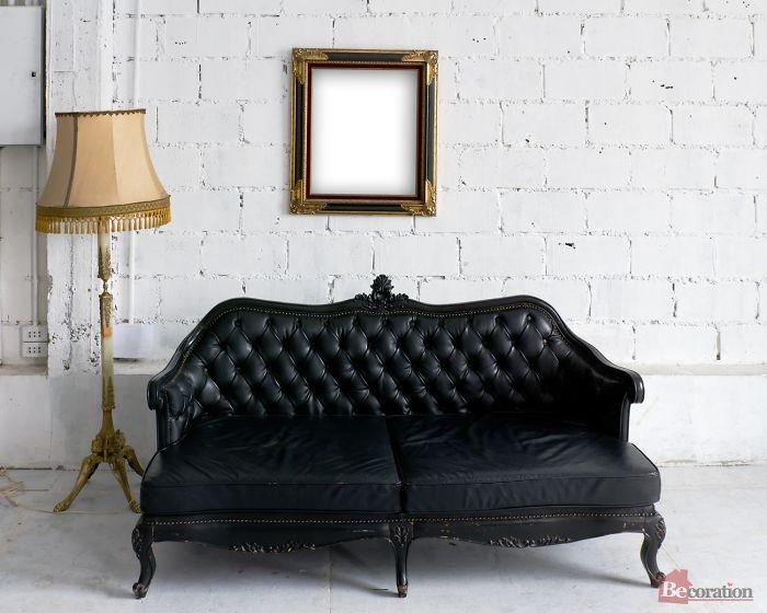 Black Beautiful Waiting Room Ideas