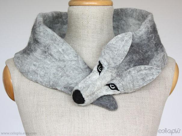 Silver Wolf By Celapiu