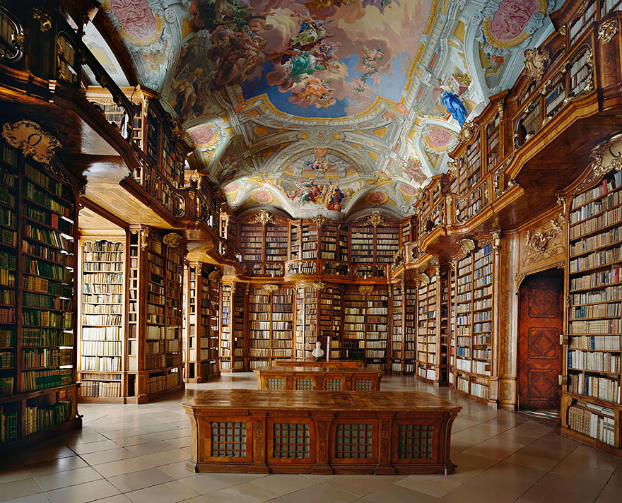 Monasterio de St. Florian, Austria
