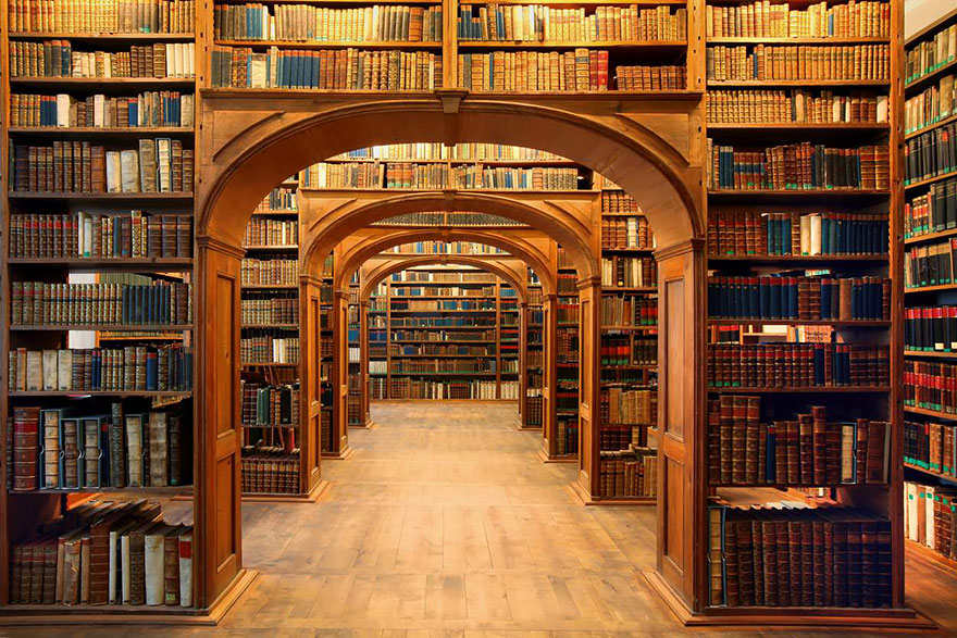 Sensational 25 Of The Most Majestic Libraries In The World Bored Panda Largest Home Design Picture Inspirations Pitcheantrous