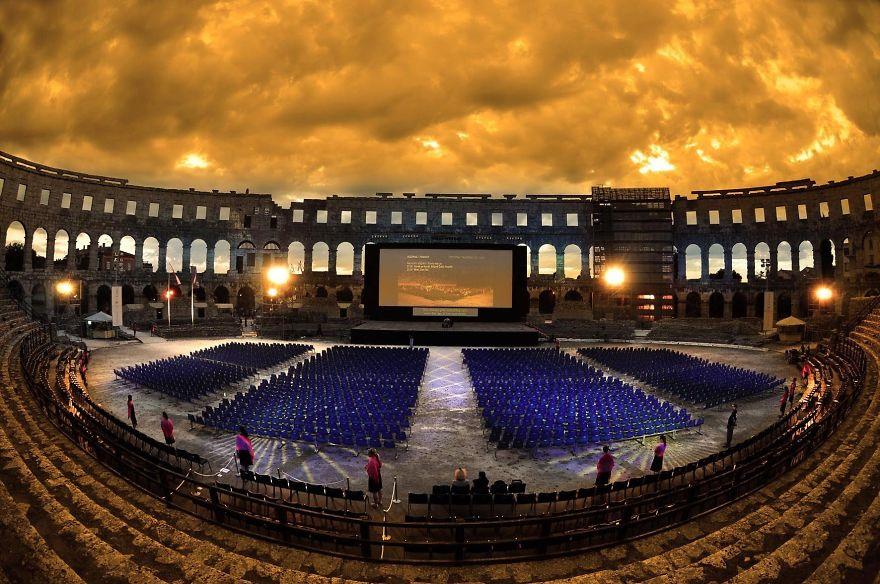Arena, Pula, Croatia