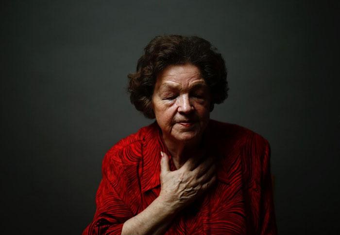Powerful Portraits Of Auschwitz Survivors Mark 70th Anniversary Of Their Liberation