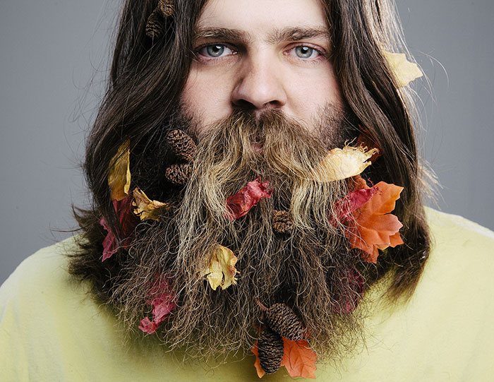 A Beard For All Seasons: My 2015 Calendar Of Beards