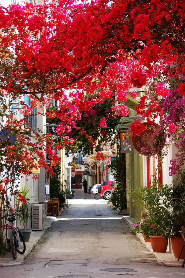 Nafplio, Peloponeso, Grécia