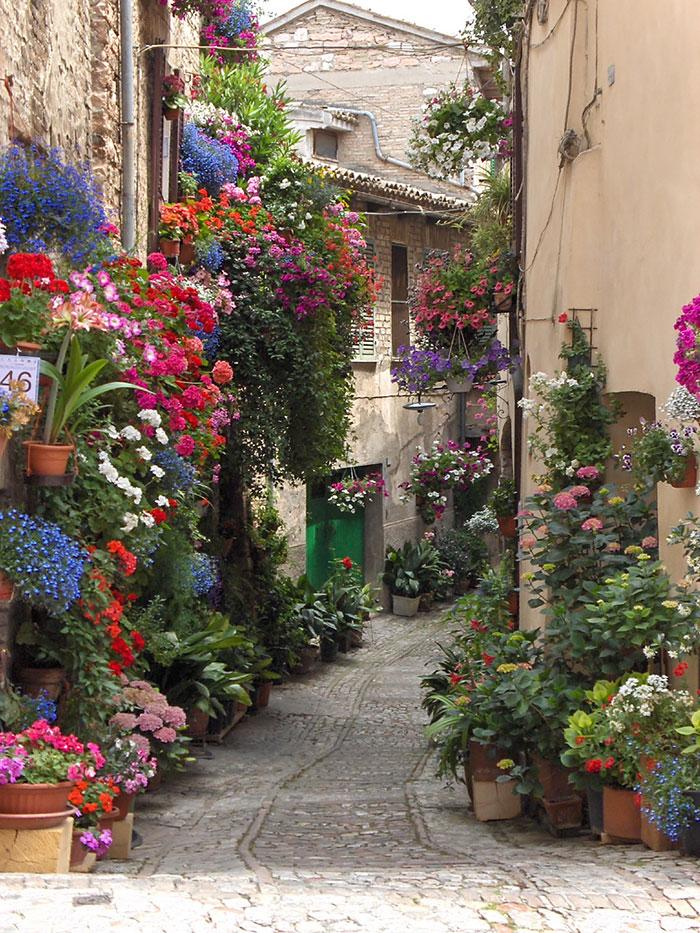 Spello, Itália