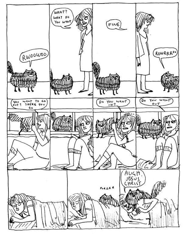 Indecisive Kitty