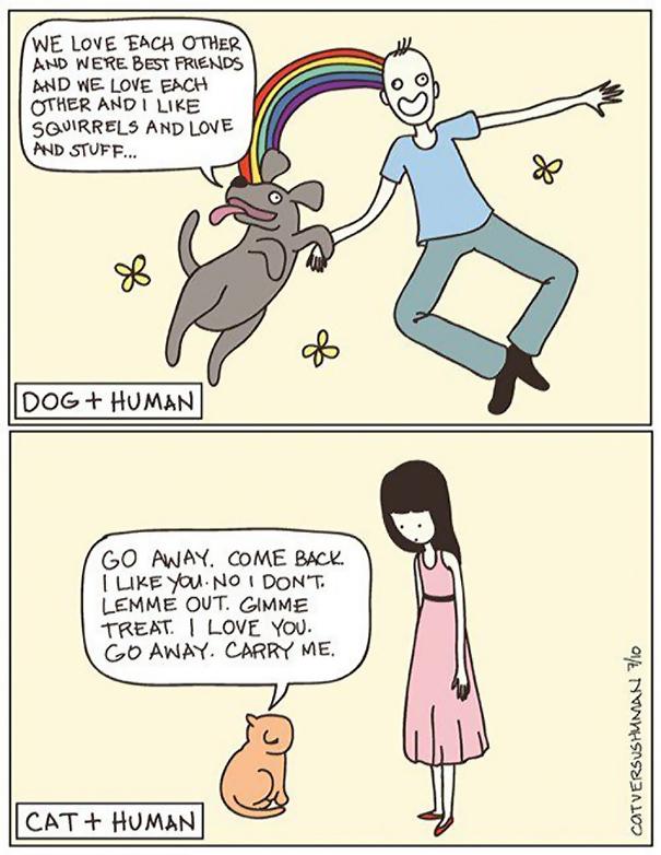 Differences Between Species