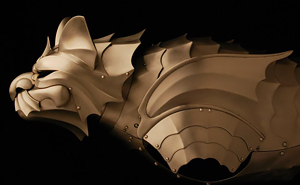 Artist Creates Cat And Mice Armor Based On Different Historical Eras