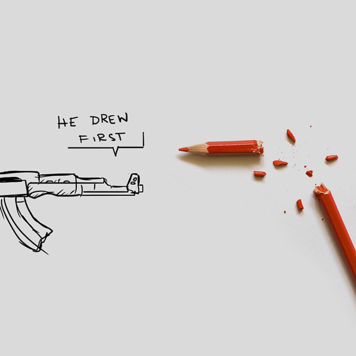 charlie-hebdo-shooting-tribute-illustrators-cartoonists-10