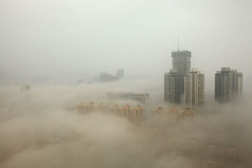 Image result for china pollution