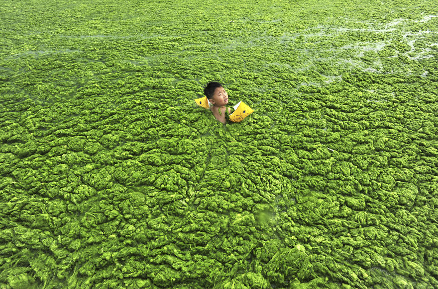 Shocking Images Of China's Dire Pollution Problem