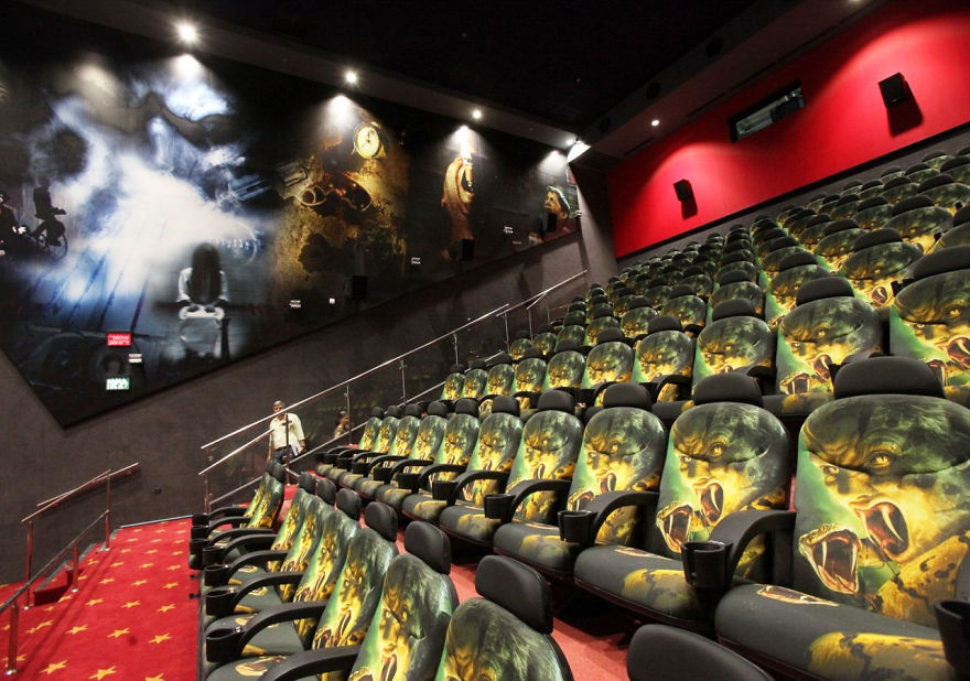 The City Cinema, Rishon Lezion, Israel
