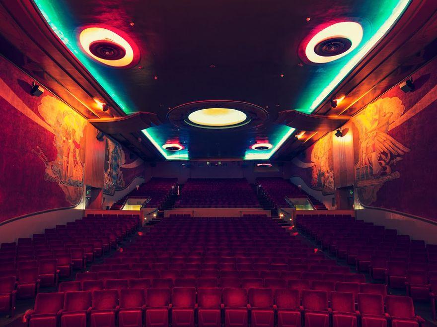 Orinda Theater, California