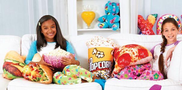 Food Pillows