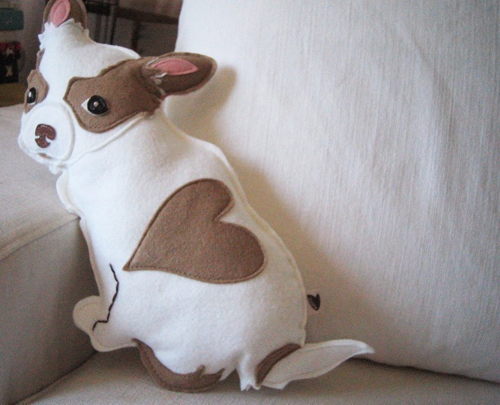 Custom Made Dog Pillows