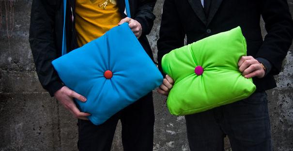 Laptop Case Pillow