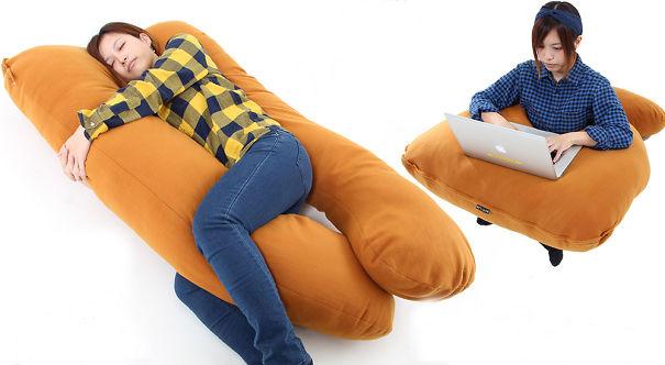 Convertable Body Pillow