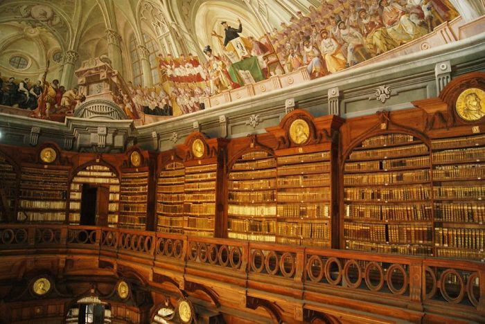 Diocesan Library Of Eger, Eger, Hungary