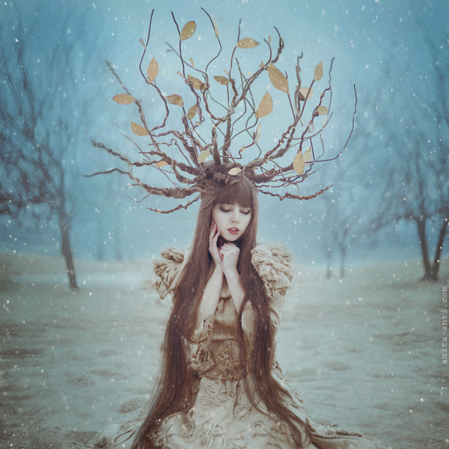 Ukrainian Photographer Brings Fairytales To Life In ... Beautiful Fairy Tales Pictures