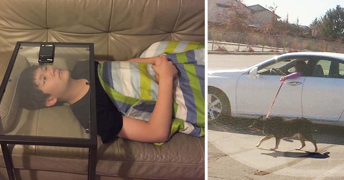57 People Who Took Laziness To Another Level