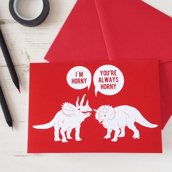 Honest ValentineS Day Cards For Unconventional Romantics
