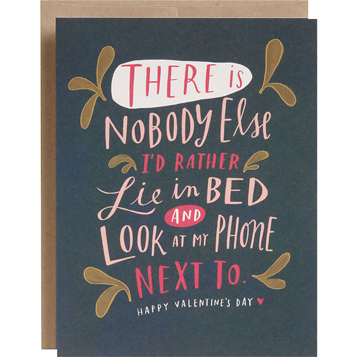 21+ Honest Valentine'S Day Cards For Unconventional Romantics