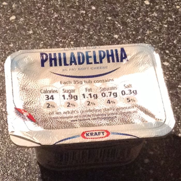 I Can't Open The Philadelphia!