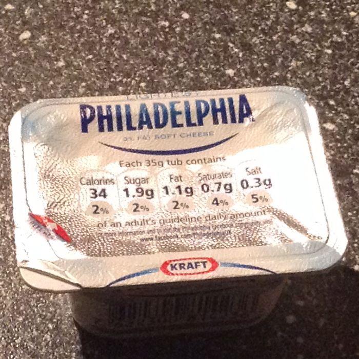 I Can't Open The Philadelphia!