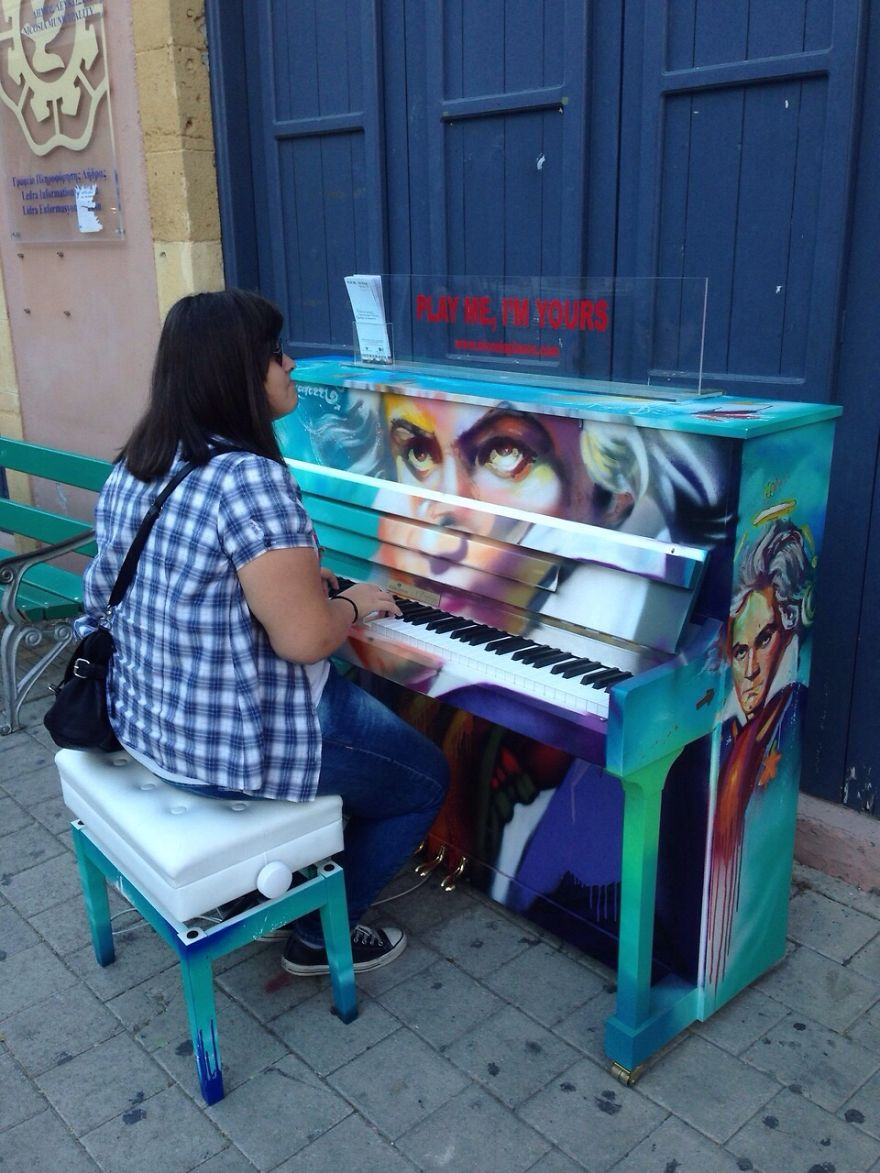 Nicosia, Cyprus, 2014