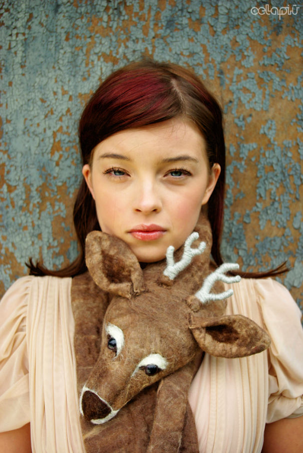 Deer De Luxe By Celapiu