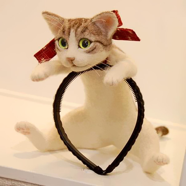 Japanese Cat Ear Headband