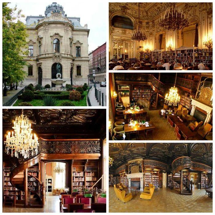 Szabó Ervin Library, Budapest, Hungary