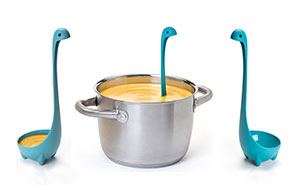 This Cute Loch Ness Ladle Will Terrorize Your Soup