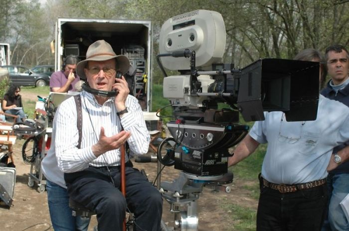 Manoel De Oliveira (106 Yrs) The Oldest Active Film Director In The World