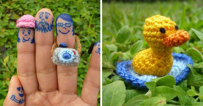 My Miniature Crochet Creations