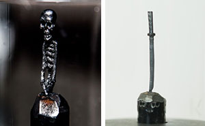 Amazing Miniature Graphite Sculptures By Benjamin Kreze