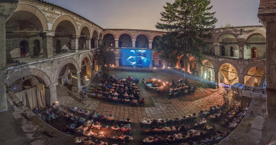Kurshumli An In Skopje, Macedonia - Creative Documentary Film Festival Makedox