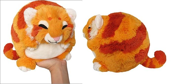Golden Tiger Squishable