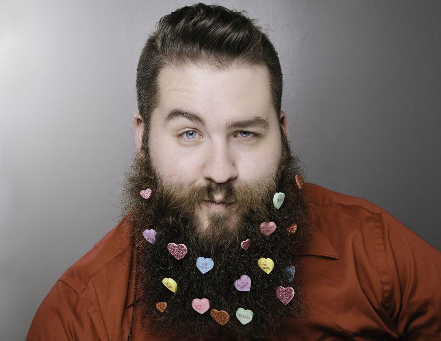 A Beard For All Seasons: My 2015 Calendar Of Beards