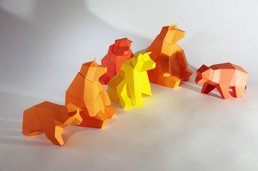 paperwolf-project-cute-little-bear-family-wolfram-kampffmeyer-1